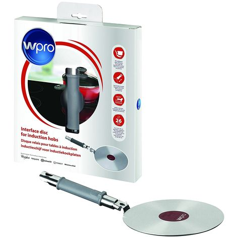 DISQUE INDUCTION DIAM. 26 - DELUXE WPRO UNIVERSEL