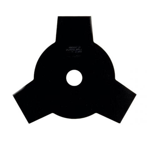 Disque / lame 3 dents Alésage 25,4mm D. 255mm
