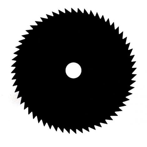 Disque / lame 60 dents Alésage 25,4mm D. 255mm