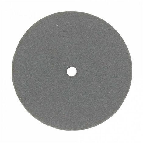 Disque polisseur 22,5mm DREMEL (x4)