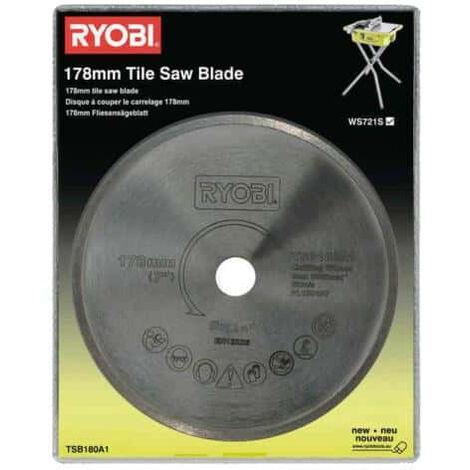 Disque RYOBI pour carrelette 178mm TSB180A1