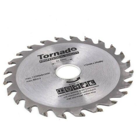 Disque Scie circulaire bois 200mm 24 de ...