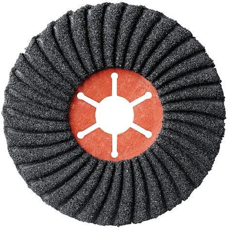 Disque semiflexible carbure de silicium diamètre 125 x 22 mm SCID - Grain 24