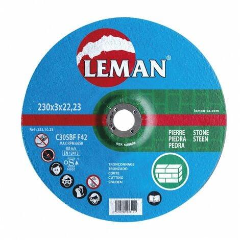 disque tronconnage materiaux 230x3.0x22.23 -- gamme pro