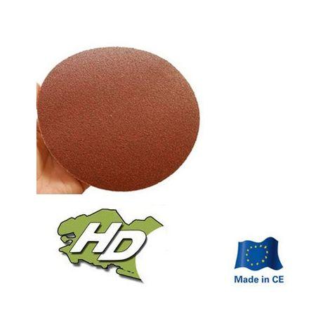 disque velcro 200mm sans trou (grain 40 à 400)   40