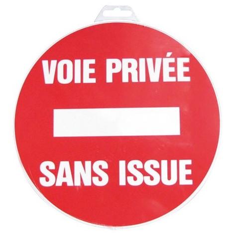 DISQUE VOIE PRIVEE SANS ISSUE D.300MM