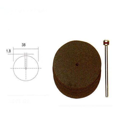 Disques à tronçonner en corindon Ø 38 mm « PROXXON »