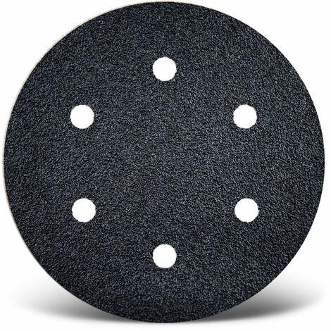 Disques abrasifs auto-agrippants MENZER, carbure de silicium, Ø 150 mm, G24–800