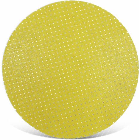 Disques abrasifs auto-agrippants MENZER, corindon affiné, Ø 125 mm, G40–220