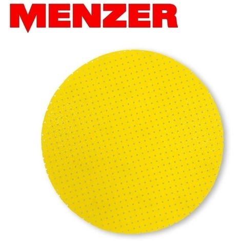 Disques abrasifs auto-agrippants MENZER, corindon affiné, Ø 150 mm, G40–220