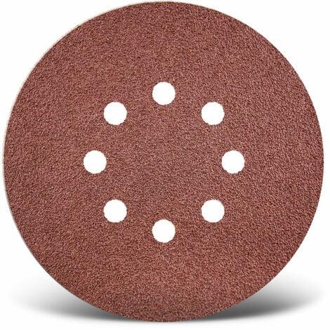 Disques abrasifs auto-agrippants MENZER, corindon normal, Ø 150 mm, G24–240