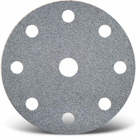 Disques abrasifs auto-agrippants MENZER, corindon semi-précieux avec stéarate, Ø 150 mm, G40–400