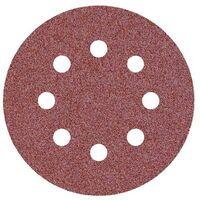 Disques abrasifs auto-agrippants MioTools, corindon normal, Ø 125 mm, G24–240