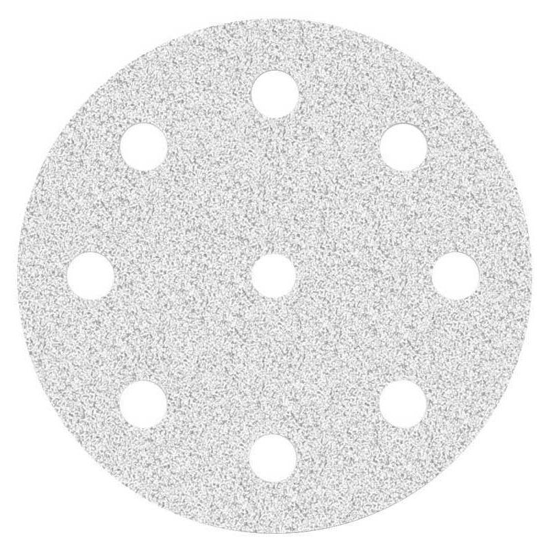 Grain 40 Ponceuses /à pl/âtre p MENZER Ultranet Grilles abrasives auto-agrippantes 225 mm Lot de 5