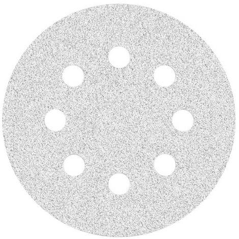 grain 150-8 trous 50 Disques abrasifs auto-agrippants MioTools pour ponceuse excentrique /Ø 125 mm