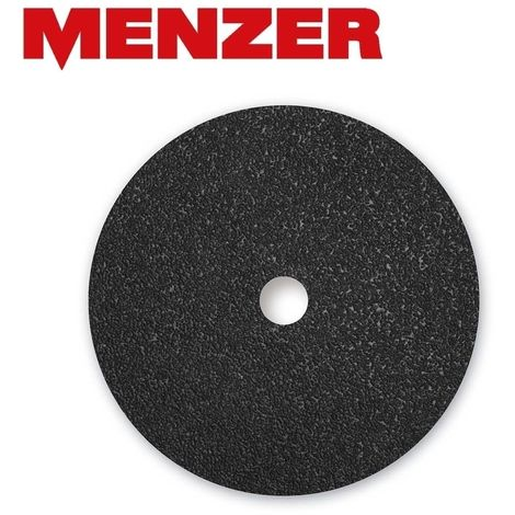Disques abrasifs double face MENZER, carbure de silicium, Ø 375 mm / 40 mm, G16–36
