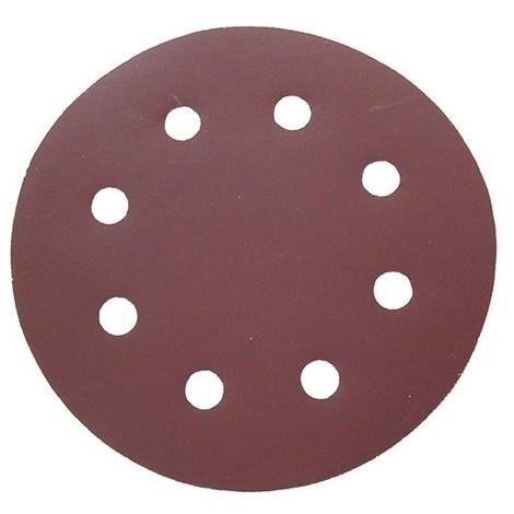 Disques abrasifs jeu de 5 grain.150 diam.180 ref.m611