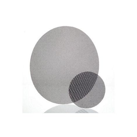 Disques abrasifs Multinet Ø150mm HERMES ponçage fin Grain 400 - Boîte de 50 - 6463660