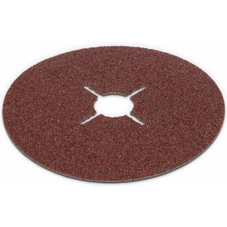 """main image of """"Disques abrasifs pour meuleuse 125 mm par lot de 5 Grain 60"""""""