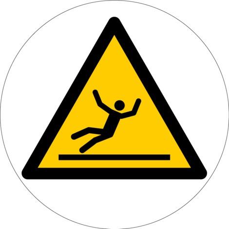 Disques danger sol glissant pour sol - Novap