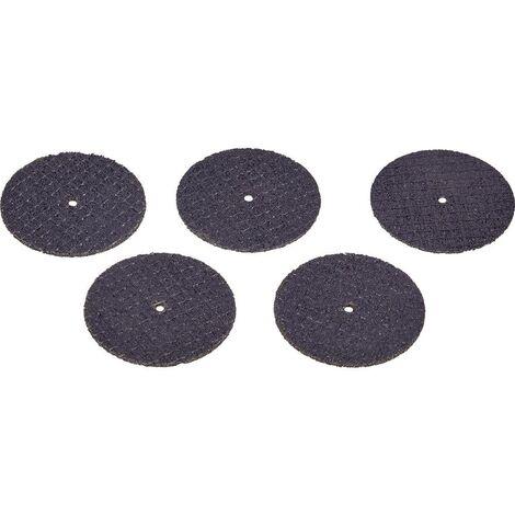 Disques de coupe fibre de verre renforcée 32 mm 5 pièces Dremel 426