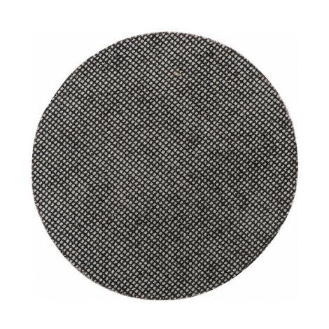 Disques de toile abrasive à mailles pour ponceuses excentriques, Ø 150 mm GR 120 sistem QUICK-STOCK KWB