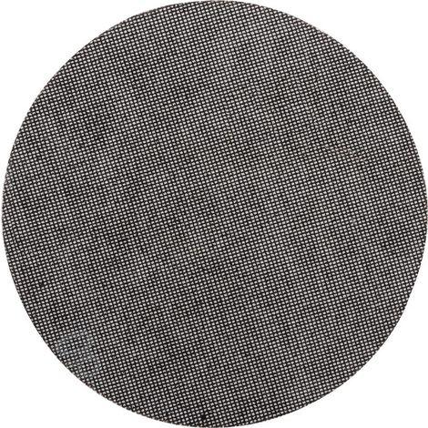 Disques en toile abrasive à mailles pour ponceuses autoportées à rallonge/ponceuses girafe, de Ø 225 mm KWB