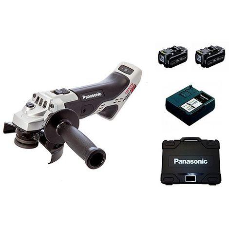 Disqueuse D. 125 mm sans fil 18V 5,0 Ah Li-Ion Panasonic - EY46A2LJ2G - Alsafix - -