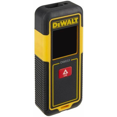 """main image of """"Distancemètre laser Dewalt DW033-XJ"""""""