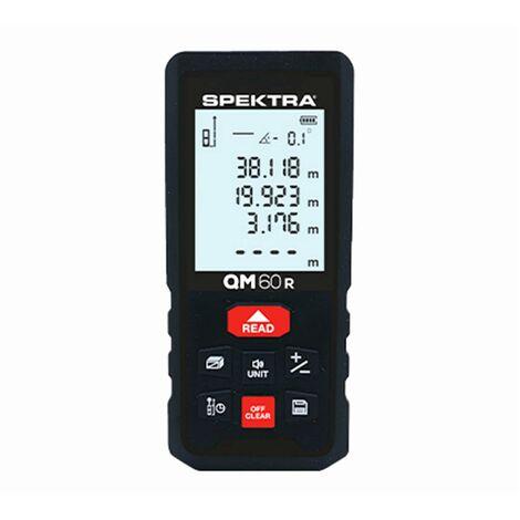 Distancemètre Laser Spektra QM60R