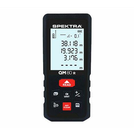 Distancemètre Laser Spektra QM80R