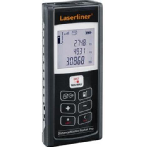 Distanciómetro por láser 50m Laserliner