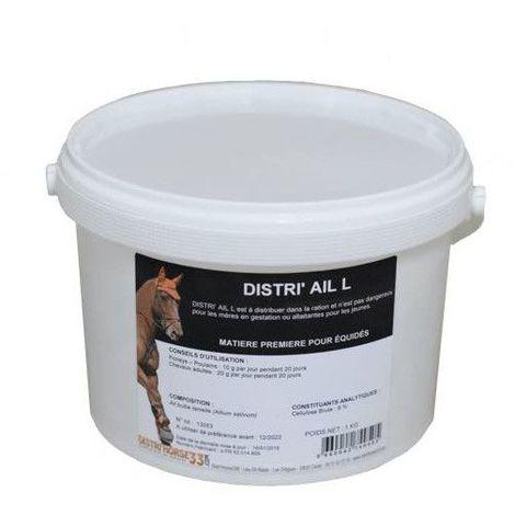 Distri'Ail - Ail en lamelles cheval