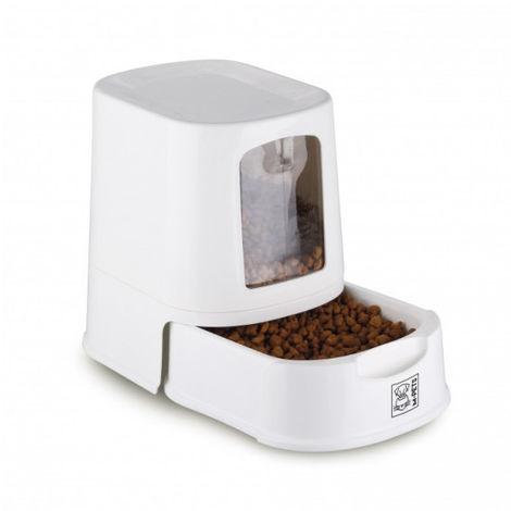 Distributeur de croquettes avec couvercle 3 litres pour chien Lena M-Pets