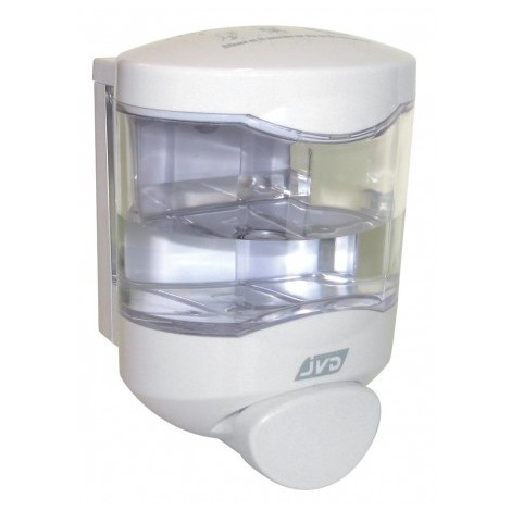Distributeur de désinfectant Cleanseat - Manuel - Gel - 450ml - Blanc