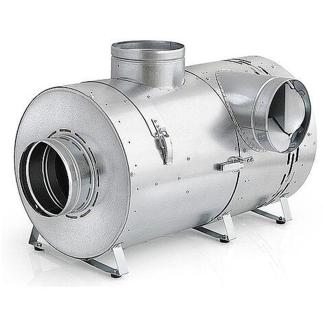 Distributeur de distribution d'air chaud efficace économiseur d'énergie du ventilateur 400m3 / h