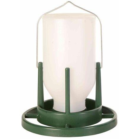 Distributeur de nourriture de volière - 1.000 ml/20 cm