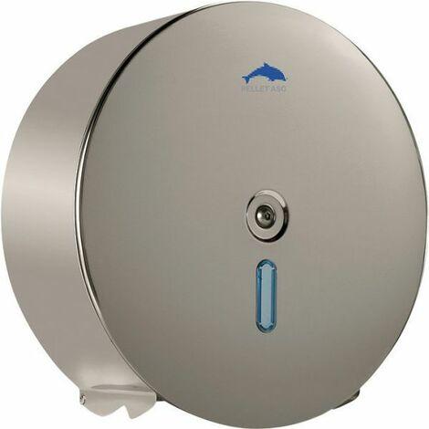 Distributeur de papier WC inox - D31 - Pellet ASC