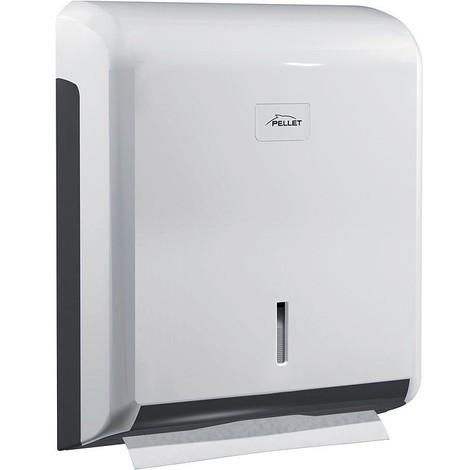 Distributeur de papier essuie-mains Pellet ASC