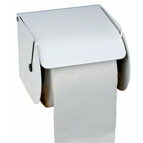 Distributeur de papier hygiénique HP Rouleau Métal - Manuel - Non sécurisé - Rouleau - Blanc