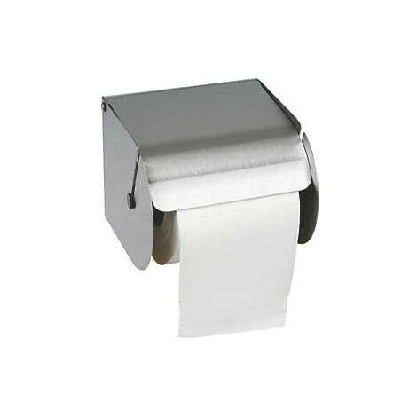 Distributeur de papier hygiénique HP Rouleau Métal - Manuel - Non sécurisé - Rouleau - Inox brossé