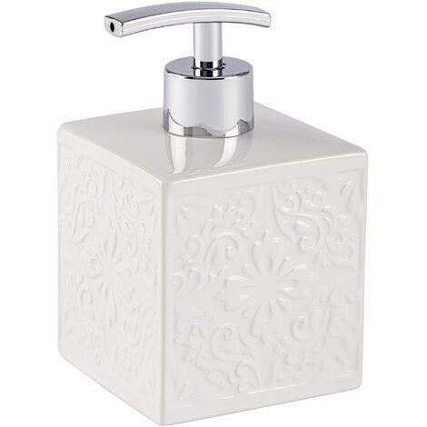 Distributeur de savon Cordoba blanc WENKO
