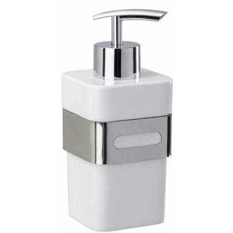 Distributeur de savon en acier inox Premium Plus WENKO