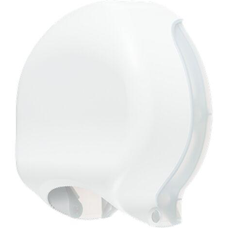 Distributeur papier de Toilette Edge Mini Jumbo Noir à Suspendre