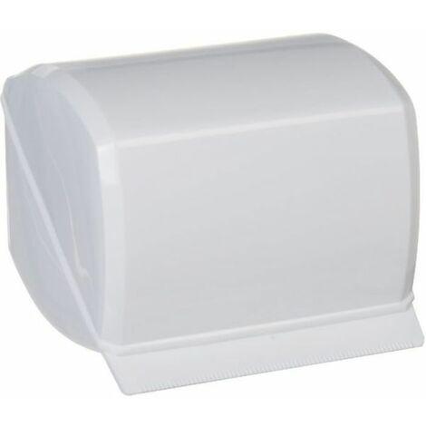 distributeur papier wc blanc gilac. Black Bedroom Furniture Sets. Home Design Ideas