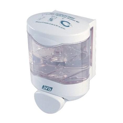 Distributeur pour désinfectant d'abattant WC JVD