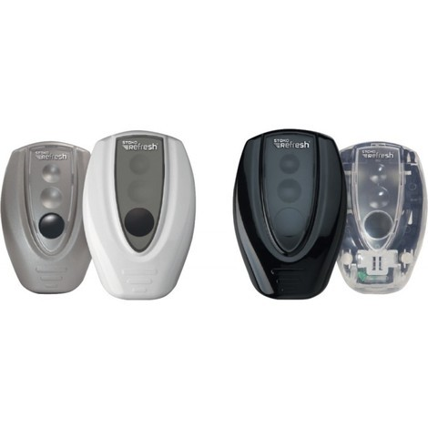 Distributeur savon Stoko pour 500/1000ml, transp.