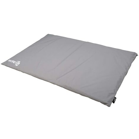 DISTRICT70 Crate Mat LODGE Light Grey XL - Grey