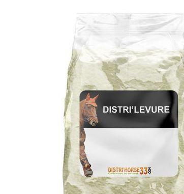 Distri'Levure - Sac 1kg - Levure de bière cheval - Contenance: 1 kg
