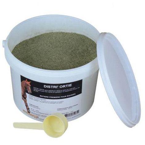 Distri'Ortie - Ortie pour Cheval - Contenance: 1 kg